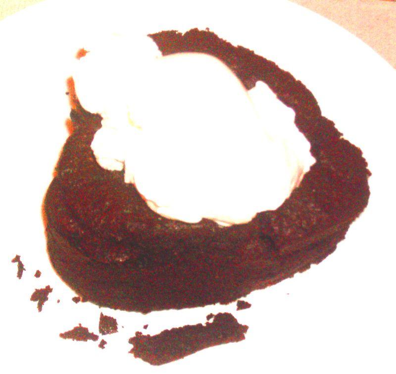 Chocolate valentino