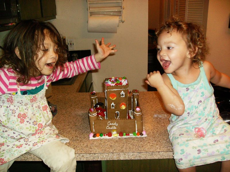 Gingerbread house15